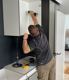 Appliance Installation Projects